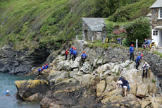 The best places to go coasteering in the UK and Ireland