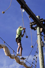 The best places to do a high ropes course in the UK and Ireland