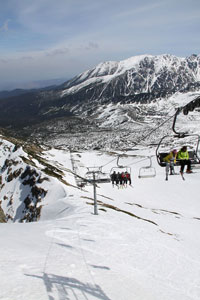 The best places to go Skiing in the UK and Ireland