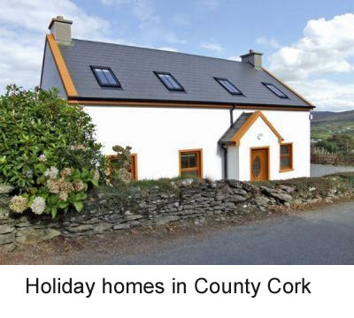 Holiday homes in County Cork