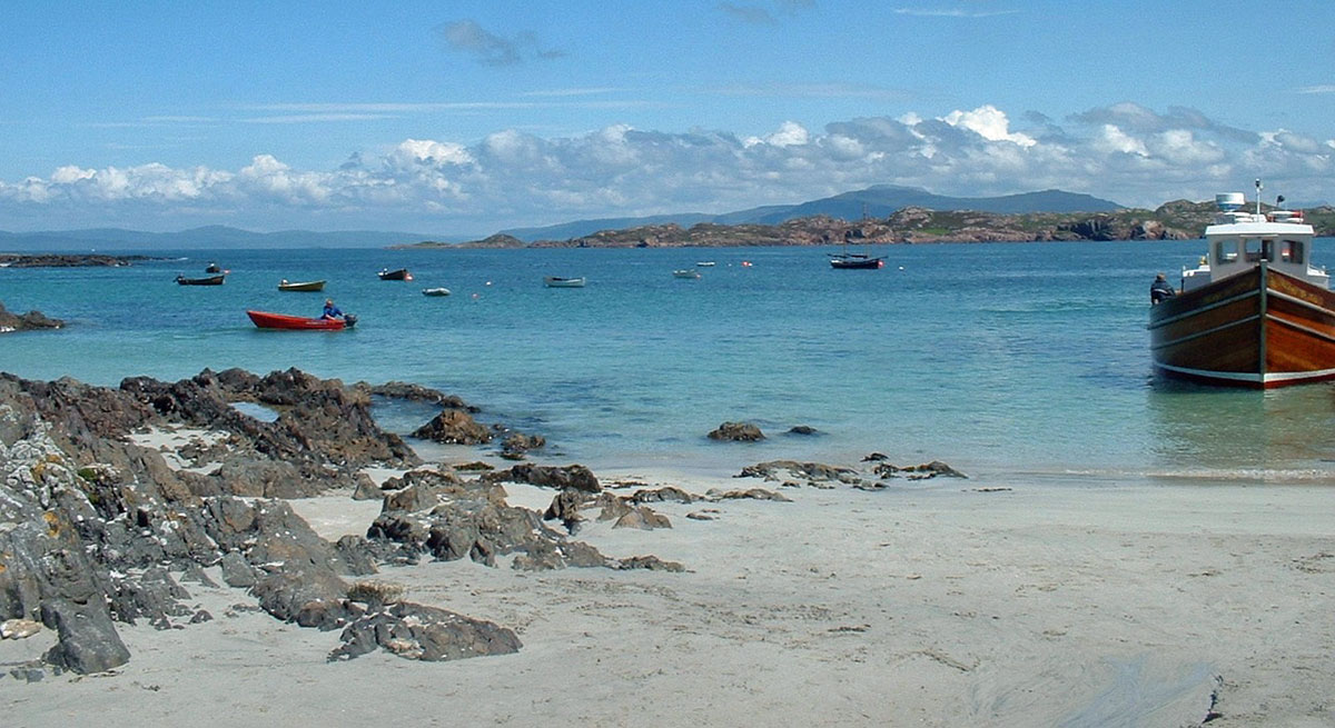 Holiday cottages outer hebrides scotland